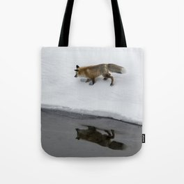 Carol M. Highsmith - Hunting Fox Tote Bag
