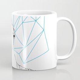 MILEY BLUE Coffee Mug
