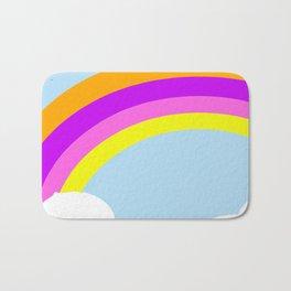 Ananda The Fairy Baby - Rainbow Bath Mat