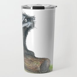 Badgers Date Travel Mug