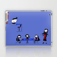 Elisavet's Cafe Laptop & iPad Skin