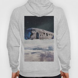 The Ghost Ship-Astronaut in an Abandoned Ship Hoody
