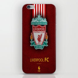 Fc Liverpool My Favorite Sport Team iPhone Skin