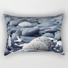 Oyster Catcher Nest Rectangular Pillow