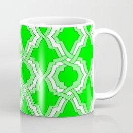 Grille No. 1 -- Lime Coffee Mug
