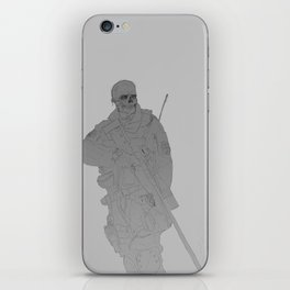 Zombie Sniped iPhone Skin
