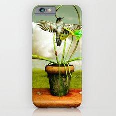 The Vampire Flower iPhone 6s Slim Case