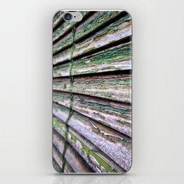 001 iPhone Skin