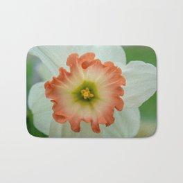 Flower In Bloom Bath Mat