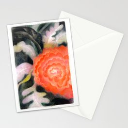 Fleur Rouge Stationery Cards