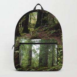 Redwood Roaming - California Wanderlust Backpack