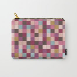 Crossroads in Pink Carry-All Pouch