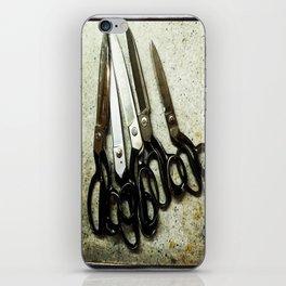Cut iPhone Skin