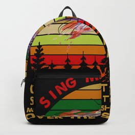 sing me a song Backpack