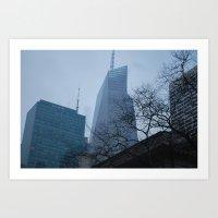 Nature/Architecture Art Print