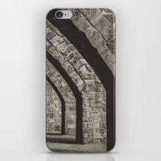 Arcs iPhone & iPod Skin