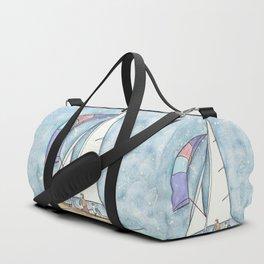 Mystic Sail Duffle Bag