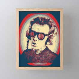 Army Of Costello Pumps It Up Framed Mini Art Print