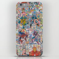 Vintage Comic Superheroes Galore (Limited Time) iPhone 6 Plus Slim Case
