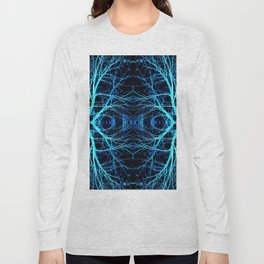 215 - Abstract tree branch design Long Sleeve T-shirt