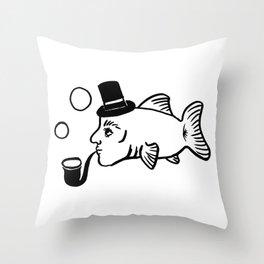 Gilligan Throw Pillow