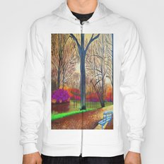 Wonderful colors of fall Hoody