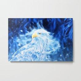 EAGLE The Bird of Prey Metal Print