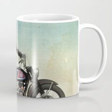 Looking for the drones, Scout Trooper Motorbike Coffee Mug