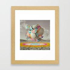 LAMBSWOOL Framed Art Print