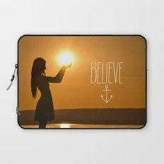 Believe Laptop Sleeve