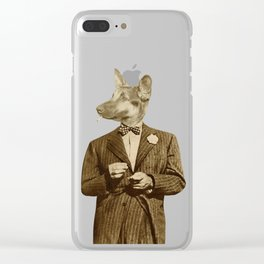 Play it Cool, Play it Cool Clear iPhone Case