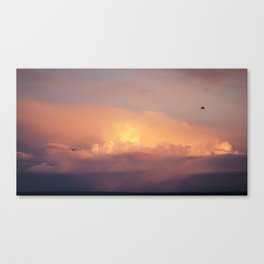 Cloud Nine Canvas Print