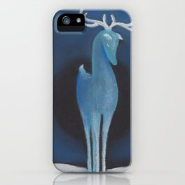 Winter Spirit iPhone Case