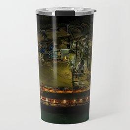The Dredger. Travel Mug