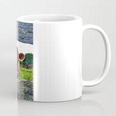 The Other Side Of The Fence Mug