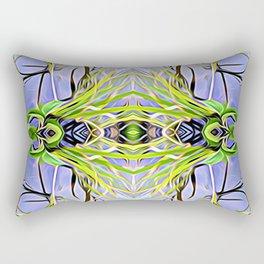 Center of Balance Rectangular Pillow