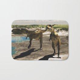 Dinosaur Abelisaurus 2 Bath Mat