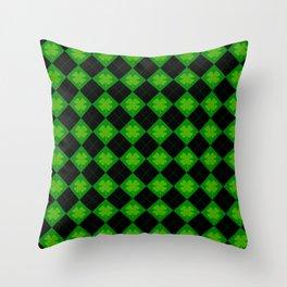 🍀 luck 🍀 Throw Pillow