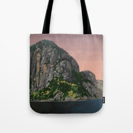 Parc National du Fjord-du-Saguenay Tote Bag