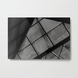 National Gallery of Art Ceiling Metal Print
