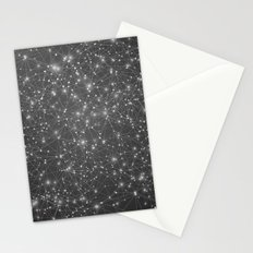 Logic Will Get You From Point A to Point B (Geometric Web/Constellations) Stationery Cards