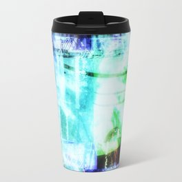 Neon Lights Travel Mug
