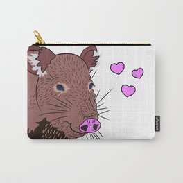 Javelina Love Carry-All Pouch