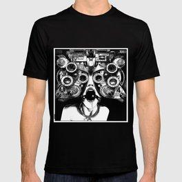 asc 712 - Le masque de la Méduse (Object woman) T-shirt