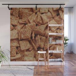 Cinnamon Sugar Cereal Wall Mural