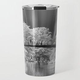 Peaceful Bridge Travel Mug