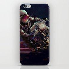 cosmic cafe racer iPhone & iPod Skin