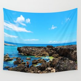Turtle Bay Wall Tapestry