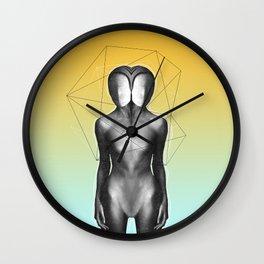 Mysterons II Wall Clock