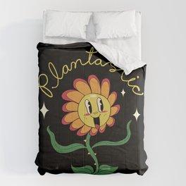 Plantastic Day! Comforters